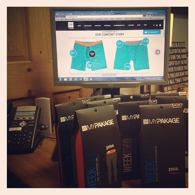 World's Comfiest Underwear Arrives!
