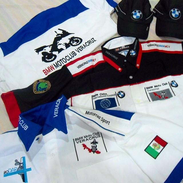 Gracias BMW Moto Club Veracruz!